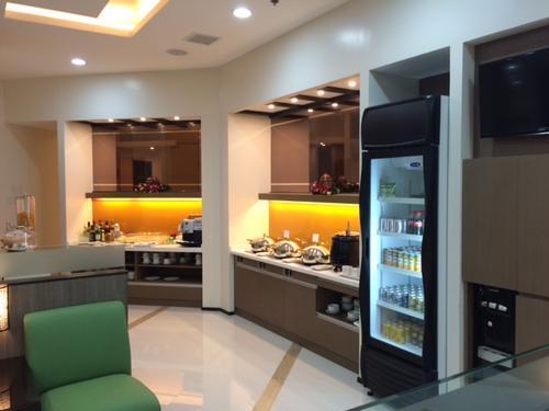 Sky View Lounge, Manila Ninoy Aquino International