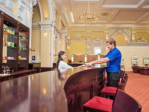 VIP Lounge, Moscow Kursky Railway, Russia