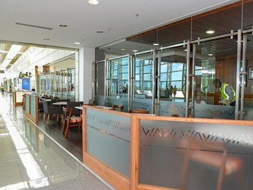 CIP Premium Lounge, Maputo International