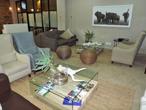 KMI Airport VIP Lounge, Kruger Mpumalanga International