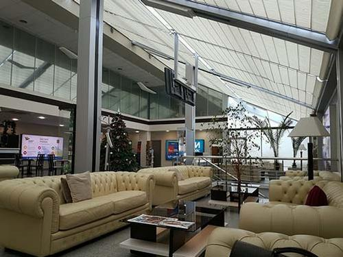 Business Lounge, Minerlanye Vody