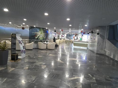 International Lounge, Minsk International