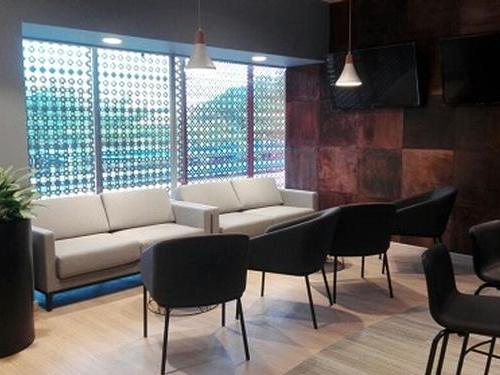 Air Lounge, Los Garzones Airport, Monteria, Colombia
