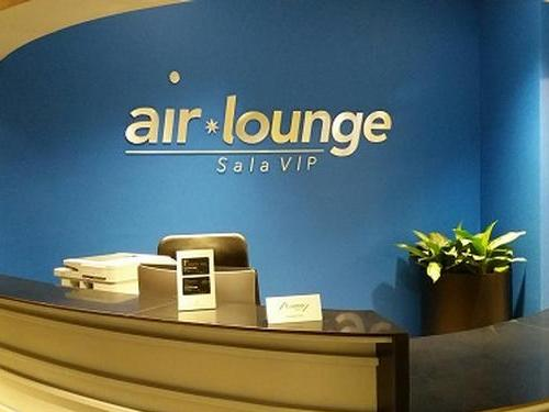 Air Lounge, Los Garzones Airport, Monteria, Colombia