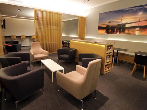 Aeromexico - Salon Premier, Monterrey Mariano Escobedo Intl
