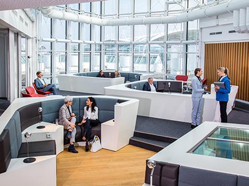 Airport Lounge World, Munich Franz-Josef Strauss, Germany