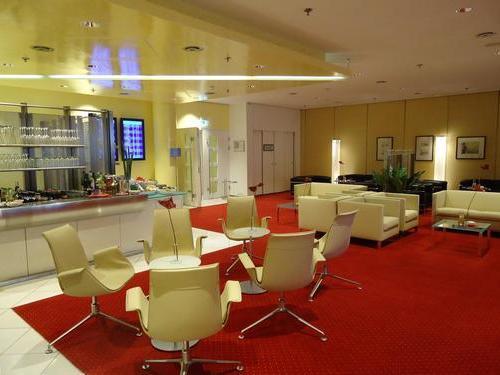 Atlantic Lounge, Munich Franz Josef Strauss