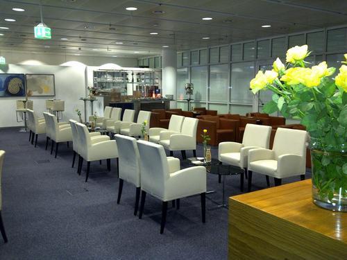 Europa Lounge, Munich Franz Josef Strauss