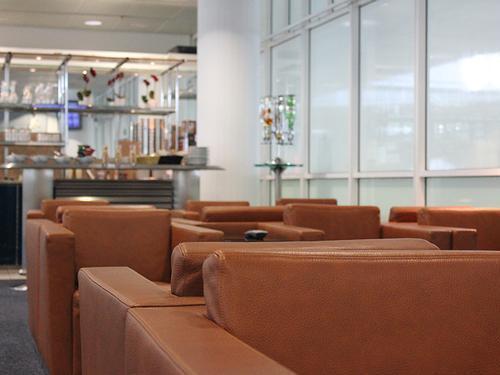 Europa Lounge, Munich Franz-Josef Strauss