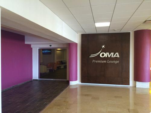 Oma Premier Lounge, Mazatlan Rafael Buelna International