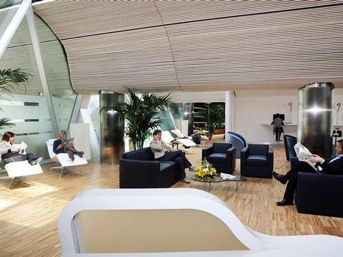VIP Lounge Caruso, Naples Capodichino