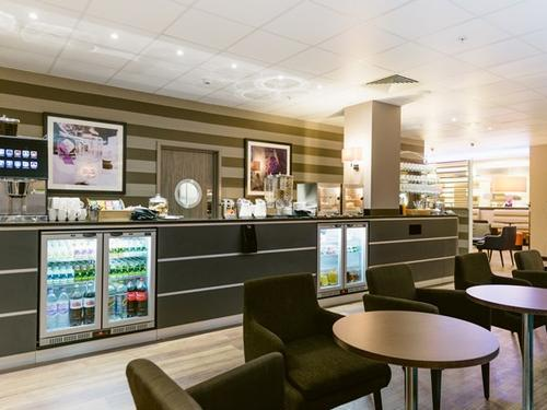Aspire Lounge by Servisair, Newcastle International