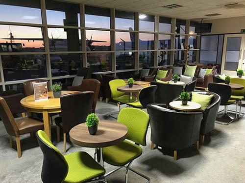 Norwich Airport Executive Lounge