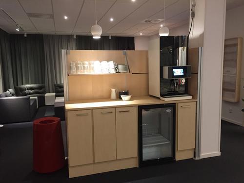 Comfort Lounge, Stockholm Skavsta