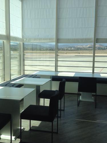 Olbia Airport Club Lounge, Olbia Costa Smeralda