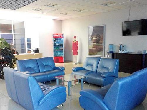 Business Lounge, Omsk Tsentralny