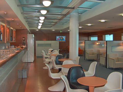 Airport Lounge, Porto Fransico Sa Carneiro Airport