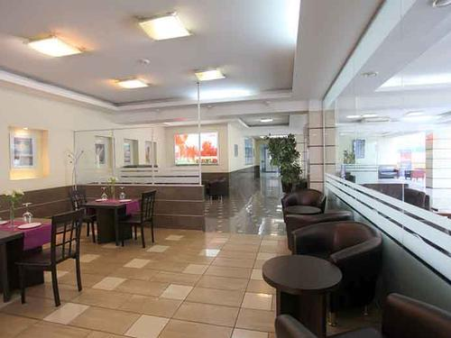 Business Lounge, Novosibirsk Tolmachevo International