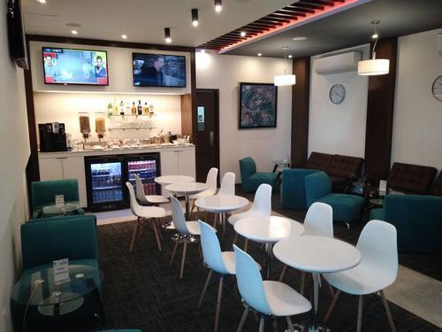 The Lounge by Global Lounge Network , Puebla Hermanos Serdan International