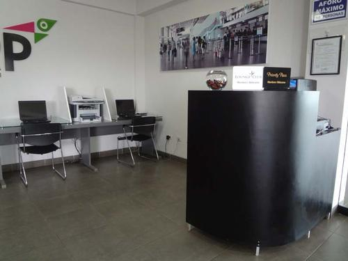 Caral VIP Lounge, Pucallpa International