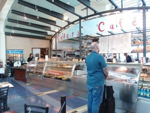 Caper's Cafe PDX Airport