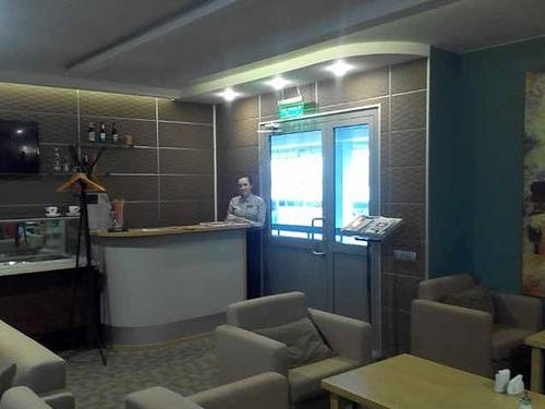 VIP Lounge, Perm Bolshoye Savino