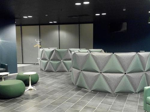 VIP Lounge, Perm International Bolshoye Savino, Russia
