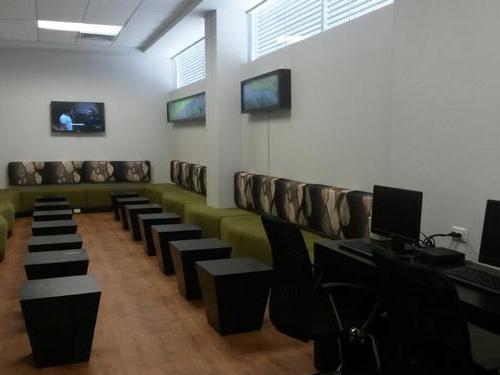 Manu VIP Lounge, Puerto Maldonado Padre Aldamiz