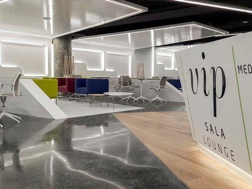 Sala VIP Mediterraneo, Palma de Mallorca, Spain