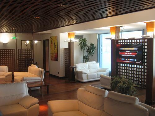 Gesap VIP Lounge, Palermo Falcone Borsellino