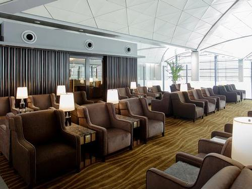 Plaza Premium Lounge, Phnom Penh International