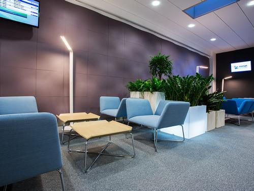 Business Executive Lounge, Poznan Lawica