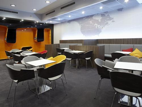 MasterCard Lounge, Prague Ruzyne
