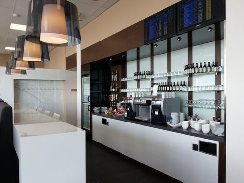 Menzies Aviation Lounge, Prague Václav Havel