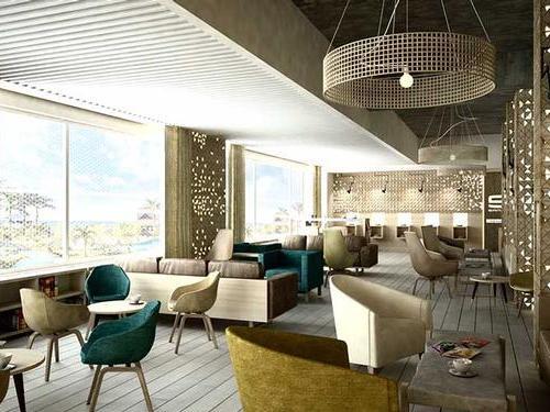 Bessie Coleman VIP Lounge, Pointe a Pitre Le Raizet