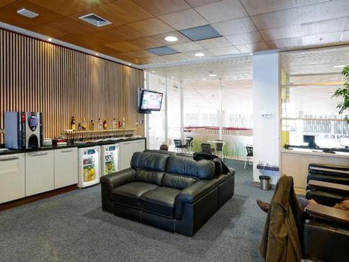 Salones VIP Pacific Club, Puerto Montt El Tepual