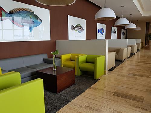 VIP Lounge, Punta Cana International, Dominican Republic