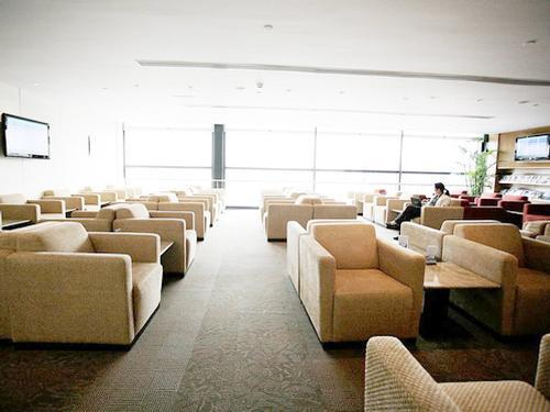 First Class Lounge (No.73), China Shanghai Pudong