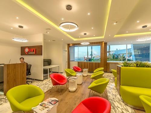 Pearl Lounge - Marrakech Menara International