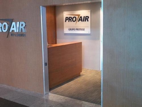 Proair VIP Lounge, Recife Guararapes
