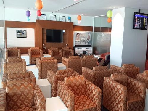 Sky Smile Lounge, Yangon International