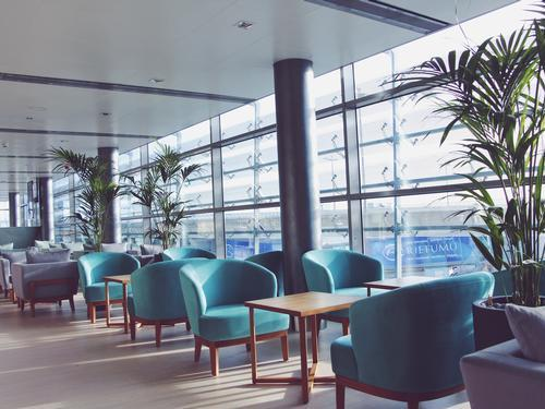 Primeclass Riga Business Lounge, Riga International