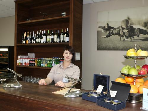 Business Lounge, ROV - Rostov-on-Don
