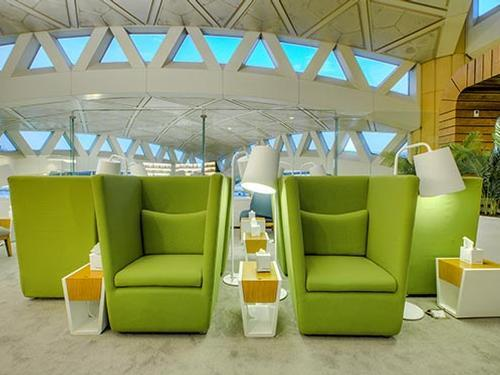 Wellcome Lounge, Riyadh King Khalid International