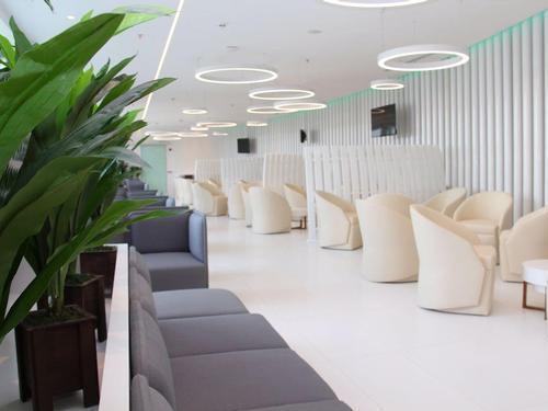naSmiles Lounge, Riyadh King Khalid International