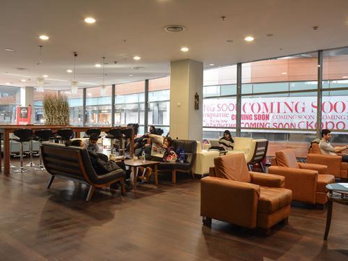 LGM International CIP Lounge, Istanbul Sabiha Gökçen Int'l
