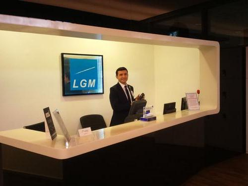 LGM Domestic CIP Lounge, Istanbul Sabiha Gökçen International