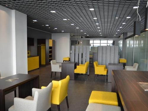 SCN Business Lounge, Saarbruecken