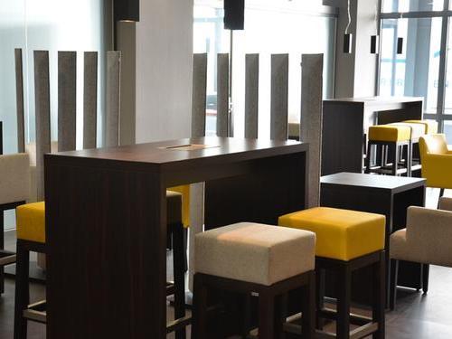 SCN Business Lounge, Saarbruecken