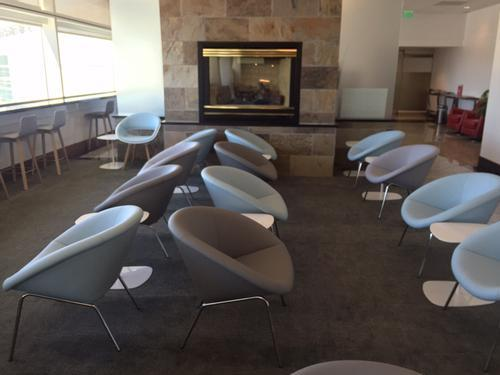 Air France - KLM Lounge, San Francisco CA International